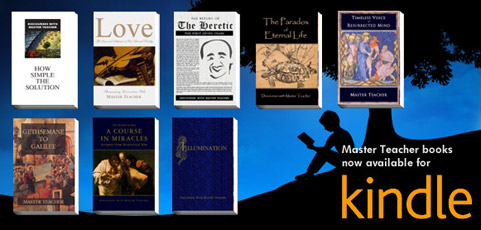Master Teacher Books available on Kindle